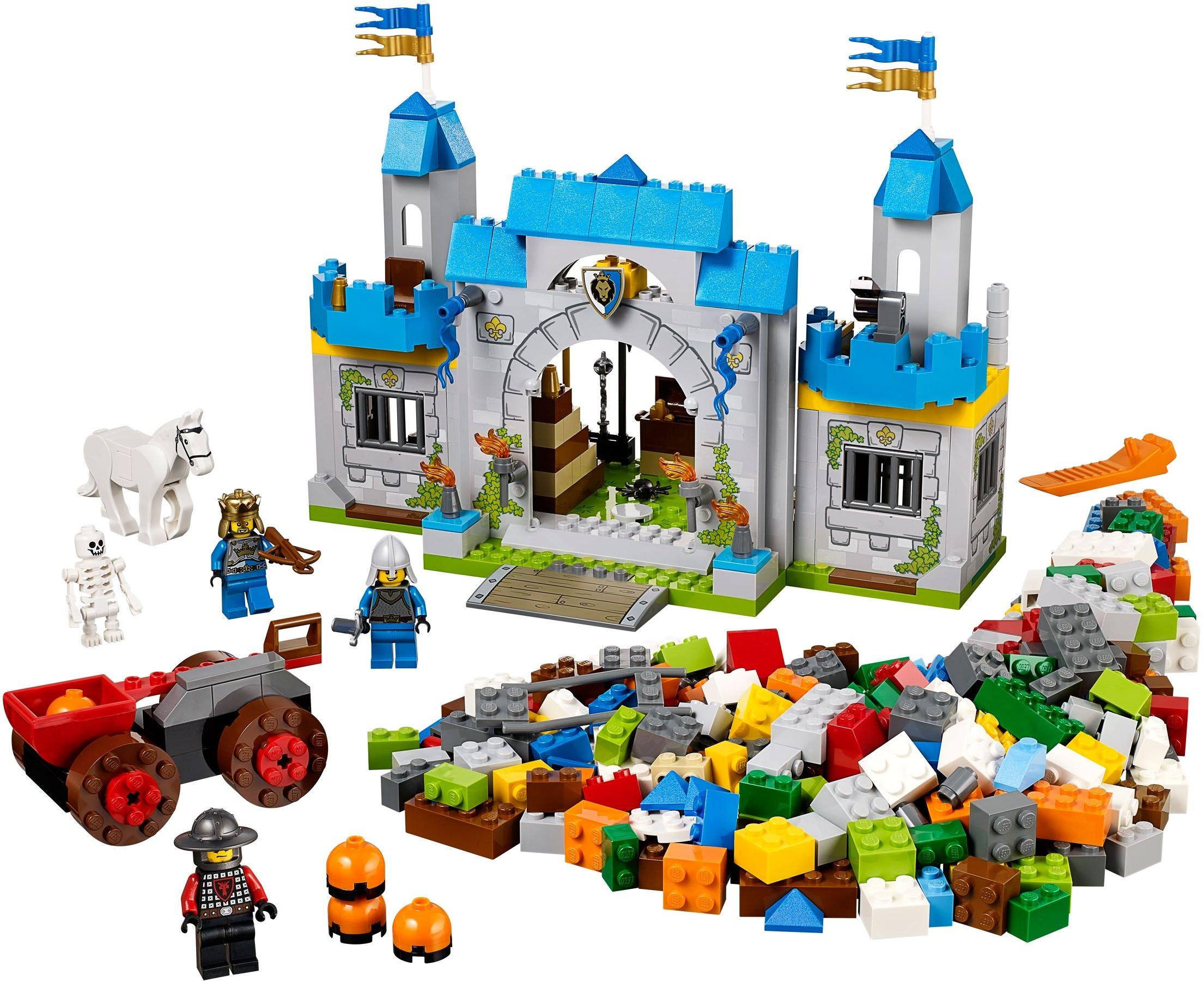LEGO ® City//Castle//Piattaforma//CAVALLO BIANCO